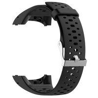Armband till Polar M400 / M430 träningsklocka - svart,