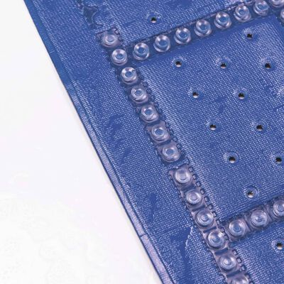 Sealskin Halkfri duschmatta Unilux 55x55 cm mörkblå