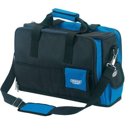 Draper Tools Datorverktygsväska Expert Technicians blå och svart 89209