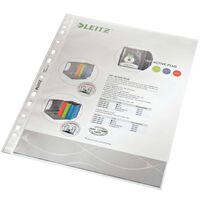 Leitz Plastfickor 100 st A4