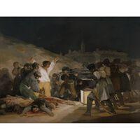 The third May,Francisco Goya,50x38cm
