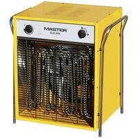 Master Elektrisk Byggfläkt B22EPB 2400 m³/h