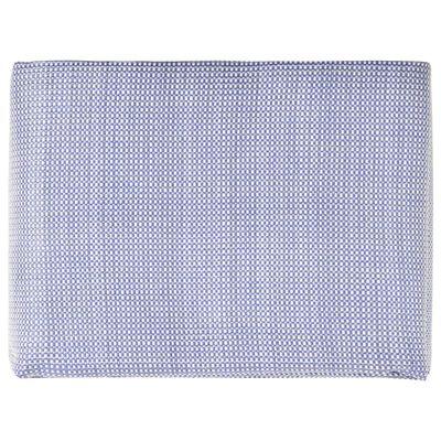 vidaXL Tältmatta 250x200 cm blå