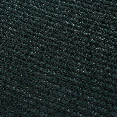 vidaXL Tältmatta 300x400 cm HDPE grön