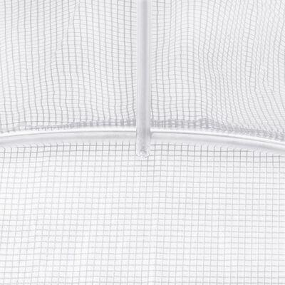vidaXL Växthus 18m² 600x300x200 cm,