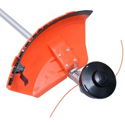vidaXL Bensindrivet multiverktyg för trädgård 4-i-1 med 52 cc motor
