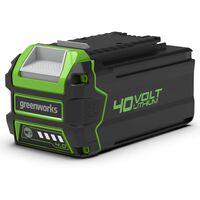 Greenworks Batteri 40 V 6 Ah