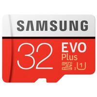 Samsung 32GB MicroSD minneskort med adapter