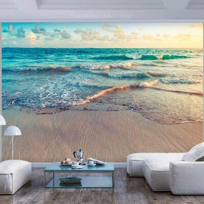 Fototapet - Beach In Punta Cana - 100x70 Cm,