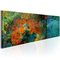 Tavla - Metal Kaleidoscope - 135x45 Cm