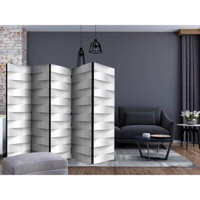 Rumsavdelare - White Illusion Ii   - 225x172 Cm