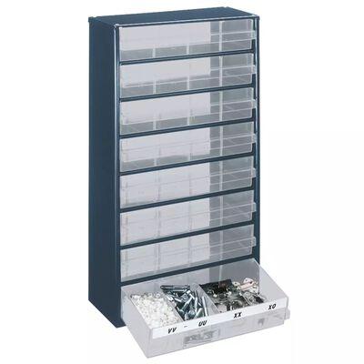 Raaco Sortimentskåp 1208-03 med 8 lådor 137416