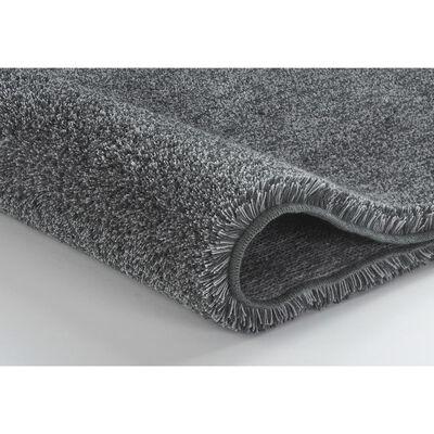 Kleine Wolke Toalettmatta Relax 55x55cm antracitgrå