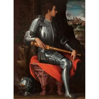 Portrait of Alessandro de' Medici,Giorgio Vasari,60x40cm