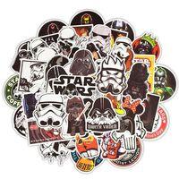 Klistermärken, 50 pack - Star Wars