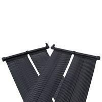 vidaXL Solpanel för pool 80x310 cm