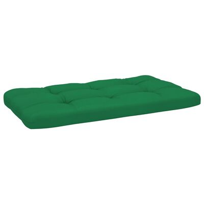 vidaXL Dynor till pallsoffa 2 st grön