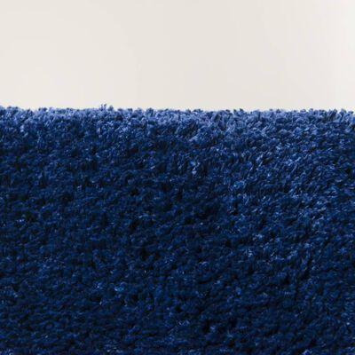 Sealskin Badrumsmatta Angora 60x90 cm blå