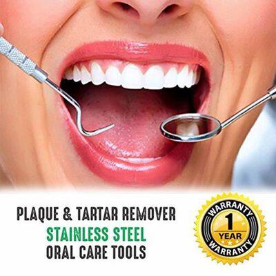 Professionellt tandhygien kit - 6 delar