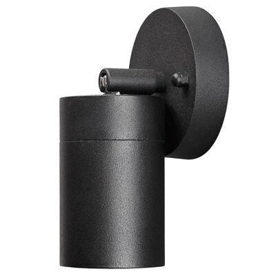 KONSTSMIDE Vägglampa Modena justerbart 1x7W matt svart