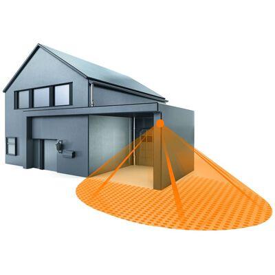 Steinel Rörelsedetektor infraröd vit IS 240 DUO