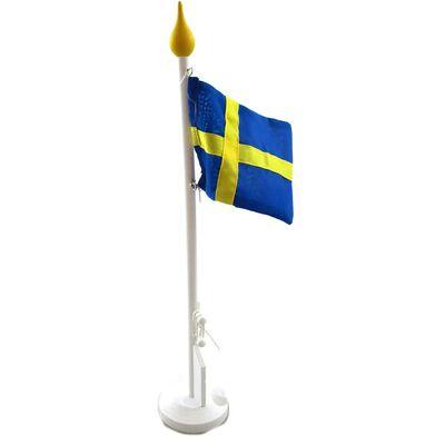 FINTINNE Bordsflagga 37cm  flagga Sverige