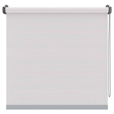 Decosol Rullgardin mini Deluxe Uni translucent vit randig 37x160 cm