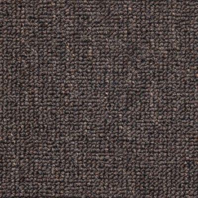 vidaXL 15 st Trappstegsmattor kaffebrun 56x17x3 cm