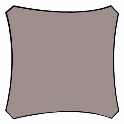 Perel Solsegel fyrkantig 3,6 m taupe GSS4360TA