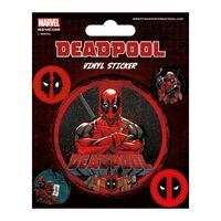 Deadpool, Vinyl Klistermärken