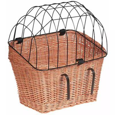 FLAMINGO Hundkorg för cykel pil 45x30x49 cm 502658