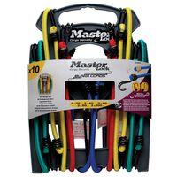 Master Lock Bagagestroppar 10 st Twin Wire 3043EURDAT