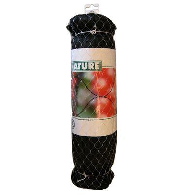 Nature Fågelnät Primo 10x4 svart 6030406
