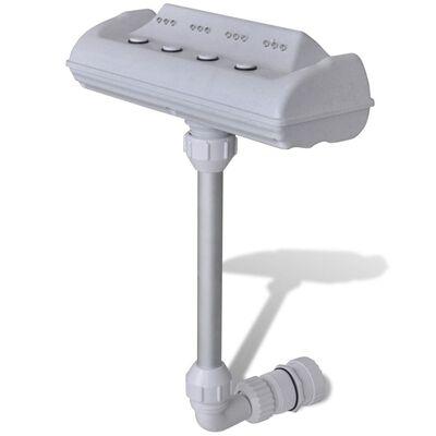 Pooltillbehör Vattenfall LED-belysning