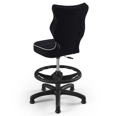 Entelo Ergonomisk skrivbordsstol för barn Petit JS01 storlek 4 svart