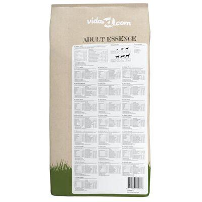 vidaXL Premium Hundmat torr Adult Essence Beef 15 kg