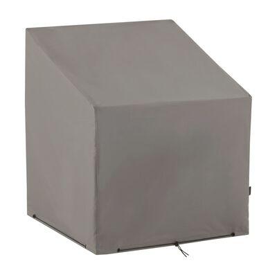 Madison Stolslöverdrag 75x78x90cm grå