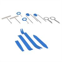 ProPlus Avlägsningsverktyg för Bilradio, 12 st 590114