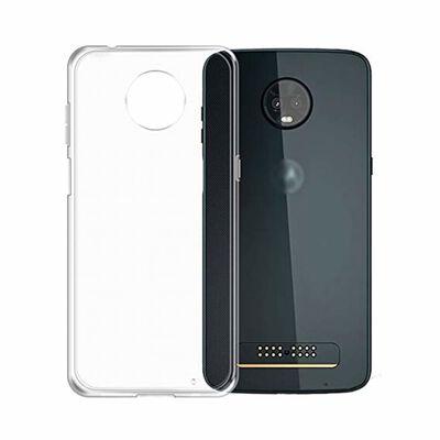 Motorola Moto Z3 Play Skal Ultra-Slim Transparent TPU