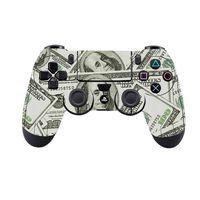Playstation 4 / PS4 Klistermärke / Sticker - Dollar