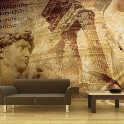 Fototapet - Grekisk Collage - 300x231 Cm