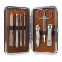 Grooming kit nagel och ansikte med diverse klippare o tillbehör