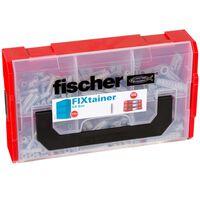 Fischer Väggpluggar FIXtainer 210 delar
