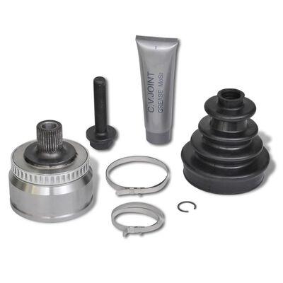 vidaXL Drivknut 7 delar hjulsidan för Audi / VW / Skoda