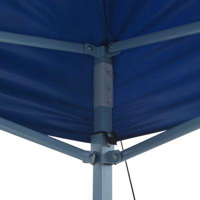 vidaXL Pop-Up hopfällbart partytält 3x4,5 m blå