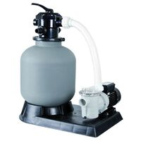 Ubbink Poolfilterset 400 med pump TP 50