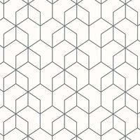 Noordwand Tapet Graphic Design svart