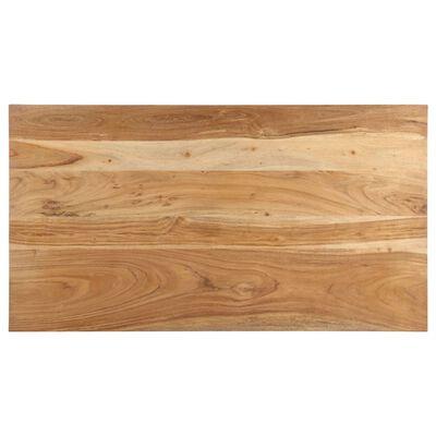 vidaXL Soffbord 110x60x35 cm massivt akaciaträ