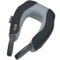 Medisana Nackmassage med värmefunktion NM 866 svart och grå