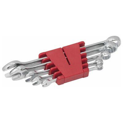 KS Tools Blocknyckelsats 5 delar 8-19 mm stål